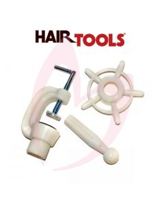 Hair Tools Training Head Clamp & Extender
