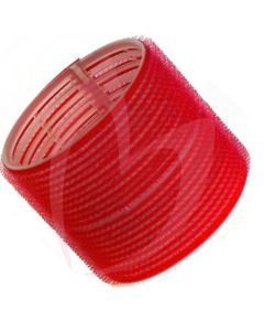 Hair Tools Cling Rollers - Jumbo (Red 70mm) Pk6