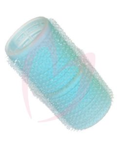 Hair Tools Cling Rollers - Small (Light Blue 28mm) Pk12