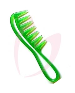 Hair Tools Clio Comb - Green