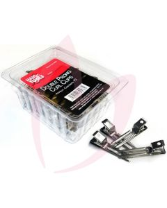 Hair Tools Double Prong Curl Clips