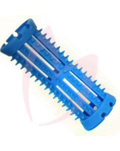 Hair Tools Pin-Cut-Rollers - Blue 20mm (Pk 7)
