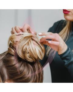 Hair Up Techniques Course