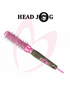 Head Jog 76 Ionic Radial Brush (25mm) Pink