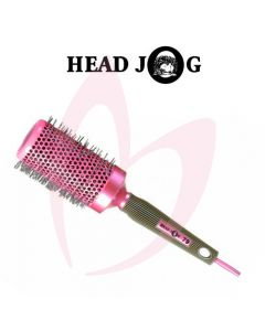 Head Jog 79 Ionic Radial Brush (50mm) Pink