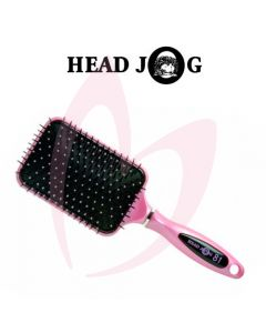 Head Jog 81 Ionic Radial Paddle Brush Pink