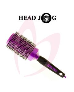 Head Jog 90 Ionic Radial Brush (50mm) Purple
