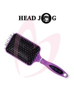 Head Jog 92 Ionic Radial Paddle Brush Purple
