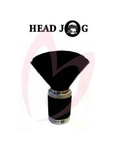 Head Jog Black Rubber Neck Brush