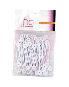 Head Gear Plastic Roller Pins (50 Pack)