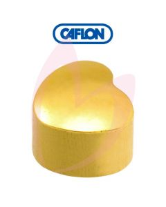 Caflon Gold Regular Heart Shape Birth Stone