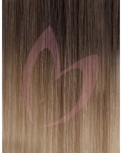 "20"" Beauty Works (Celebrity Choice) 1g Flat Tip - #High Contrast Warm x50"