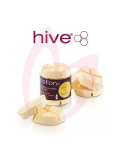 Hive Sensitive Hot Film Wax Discs 250g (5 x 50g)
