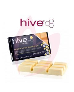 Hive Sensitive Hot Film Depilatory Wax 500g