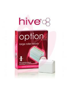 Hive Options Large Roller Heads x6