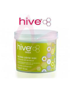 Hive Tea Tree Creme Wax 425g
