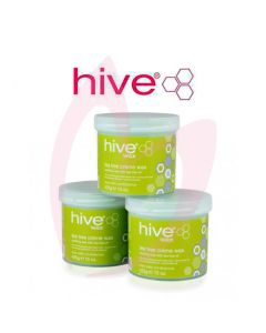 Hive Tea Tree Creme Wax Triple Pack (3x425g)