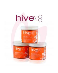 Hive Warm Honey Wax Triple Pack (3x425g)