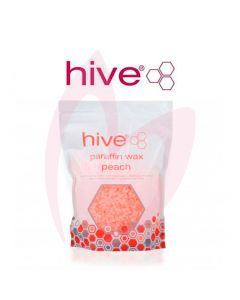 Hive Peach Parafin Wax Pellets 750g