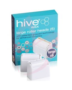 Hive Large Roller Heads x6