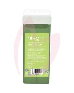 Hive Roller Wax with Large Fixed Head - Tea Tree Crème Wax 100g
