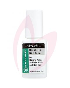 IBD Brush On Nail Glue 6g