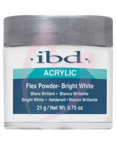 IBD Flex Powder Bright White Powder 21g