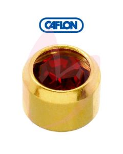 Caflon Gold Regular (January) Birth Stone Pk12