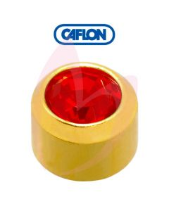 Caflon Gold Regular (July) Birth Stone Pk12