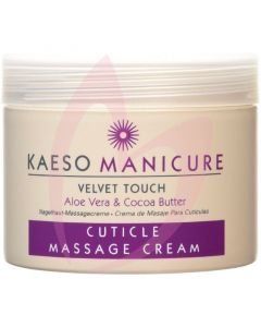 Kaeso Manicure Velvet Touch Cuticle Massage Cream 450ml