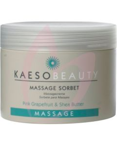 Kaeso Sorbet Body Massage Cream 450ml