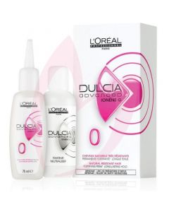 L'OREAL Dulcia Advanced Perm 75ml - 0 Natural Resistant Hair