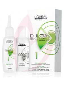 L'OREAL Dulcia Advanced Perm 75ml - 1 Natural Hair