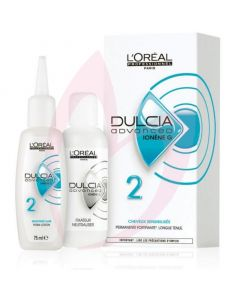 L'Oreal Professional Dulcia Advanced Perm 75ml - 2 Sensitised Hair