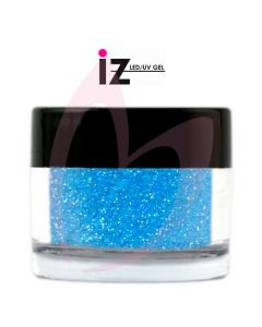Light Blue Glitter 6g (Blue Mix)