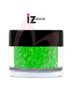 Lime Green UV Glitter 6g (Luscious Lime)