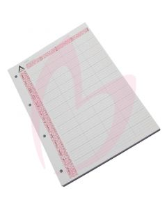 Loose Leaf Refill Assistant (4 Page)