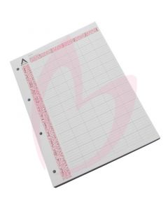 Loose Leaf Refill Assistant (6 Page)
