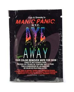 Manic Panic Hair Colour Remover (1 Wipe)