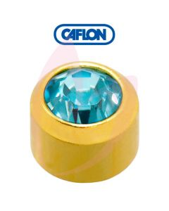 Caflon Gold Regular (March) Birth Stone