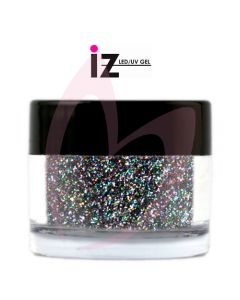 Multicoloured Dark Irridescent Glitter 6g (Space Odyssey)