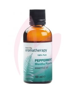 Natures Way Aromatherapy - 100 % Pure Peppermint Essential Oil 50ml