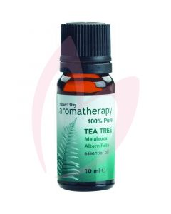Natures Way Aromatherapy -  100 % Pure Tea Tree Essentail Oil 50ml