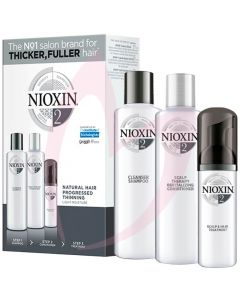 Nioxin Hair System Trial Kit 2 - MIT Free