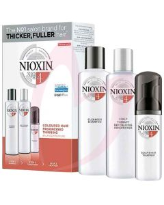 Nioxin Hair System Trial Kit 4 - MIT Free