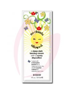 Synergy Tan No Clouds Allowed Tanning Cream Sachet 29.5ml (2020)