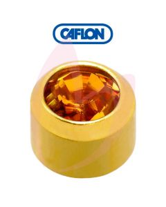 Caflon Gold Regular (November) Birth Stone