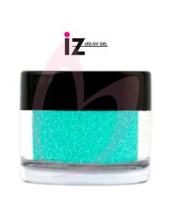 Pastel Mint Green Glitter 6g (Green Mix)