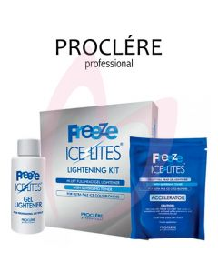 Proclere Hi Lift Full Head Gel Lightener Kit