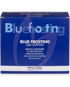 Proclere Blue Frosting Gel Lotion 6 x 50ml